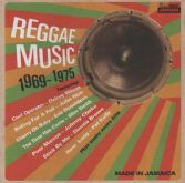 Various - Reggae Music 1969-1975 (Voice Of Jamaica) CD